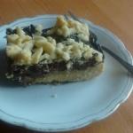Ciasto budyniowe z banana...