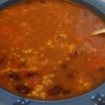 Zupa meksykanska