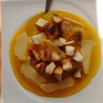 Zupa dyniowo- imbirowa kr...
