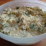 Sałatka gyros z ryżem...