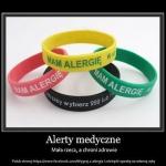 Opaska dla alergika