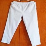 Białe spodnie - idealne...