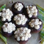 Muffinki a'la brownie z...