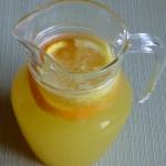 Szybka lemoniada pomaranc...