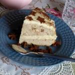 Wigiliny tort piernikowy