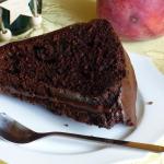 Babka podwojnie czekolado...