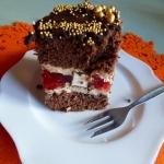 Migdalowe ciasto z ptasim...