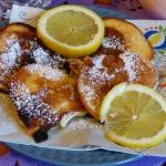 Cytrynowe omleciki