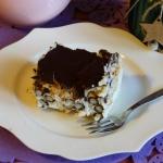Ciasto Rurociąg -...