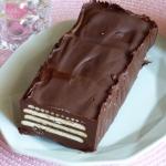 Blok czekoladowy na styl...