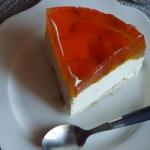 Sernik pomarańczowy(bez...