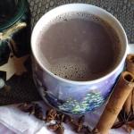 Kakao z cynamonem i...