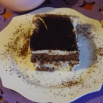 Czarno - białe tiramisu