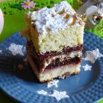 Ciasto  Wiśnioweic