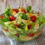 Salatka piatkowa