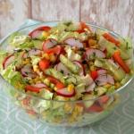 Salatka na Majowke