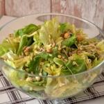 Salatka z kielkami