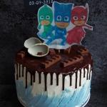 Tort urodzinowy dla chlop...