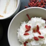 Kokosowy ryż na...