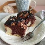 Szybkie ciasto marmurkowe