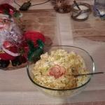 Salatka selerowa z ananas...