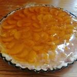 Tarta z mandarynkami i...