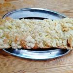 Ciasto z rabarbarem...
