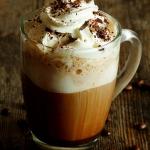 kawa z lodami i bita smie...