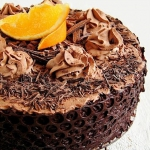 tort czekoladowy z likier...