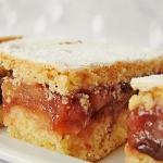 ciasto jablkowo-sliwkowe