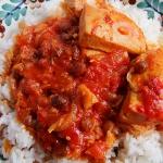 kurczak na iranska nute