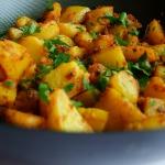 ziemniaki po mumbajsku