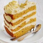 dyniowy tort z kremem z k...