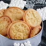 waniliowe ciastecza -...
