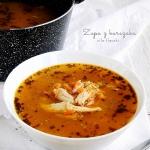 zupa z kurczaka a`la flac...