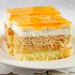 hawana - ciasto z ananase...