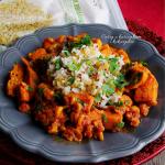 curry z kurczakiem i...