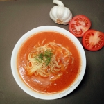 Weganska pomidorowa