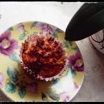 Fit muffinki bez mąki...