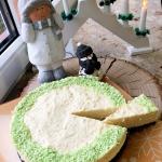 Ciasto bialy puch - w sam...
