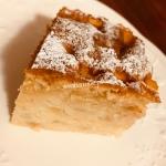 Ciasto jablkowe z mascarp...