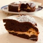 Ciasto czekoladowe z masc...