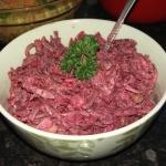 Salatka z buraczkow z maj...