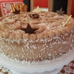 Tort hawajski z czekolado...