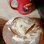 Chleb Miche z mąki...
