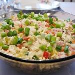 salatka z ryzem