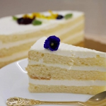 Tort cytrynowo- miętowy