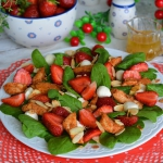 Drobiowa salatka z truska...