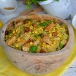 Hawajska salatka z ziolow...