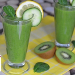 Zielony owocowo -...